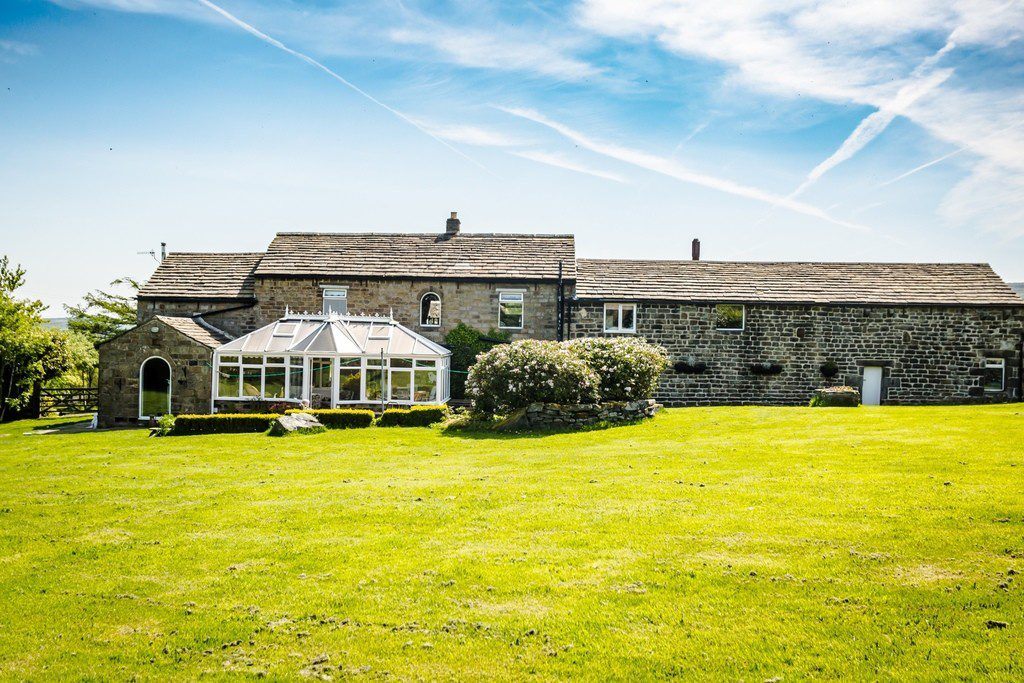 Fieldgate Farm, Hawksbridge Lane, Oxenhope, West Yorkshire