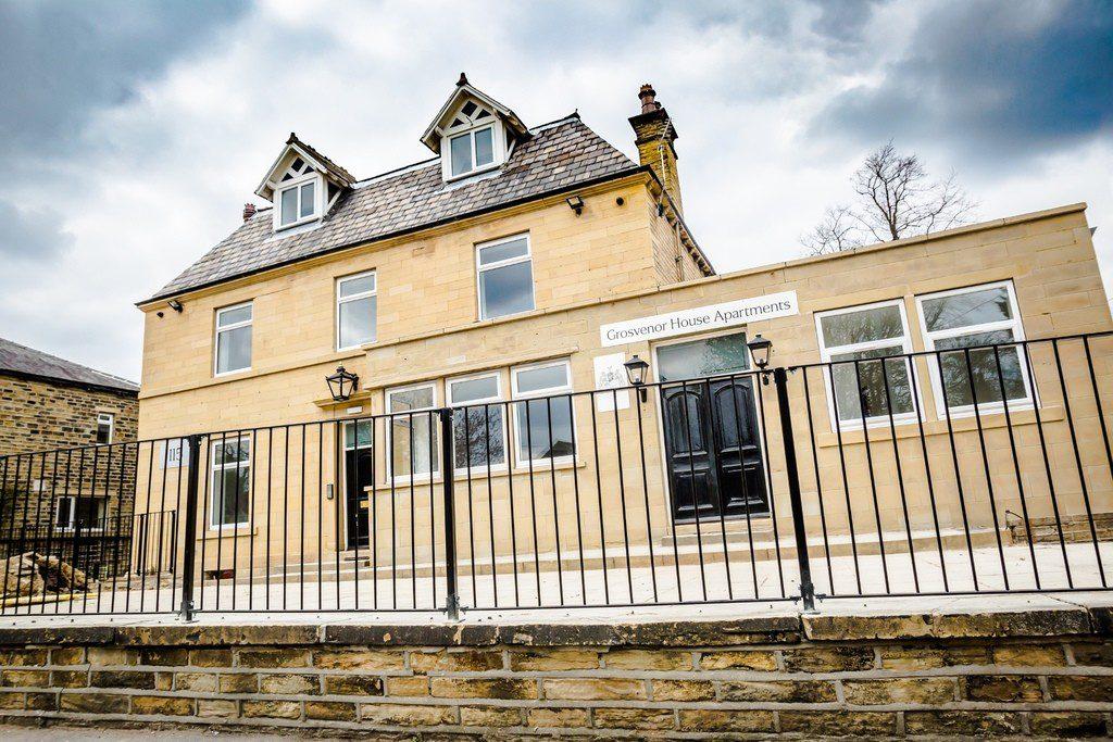 Grosvenor House Apartments, Long Lane, Huddersfield