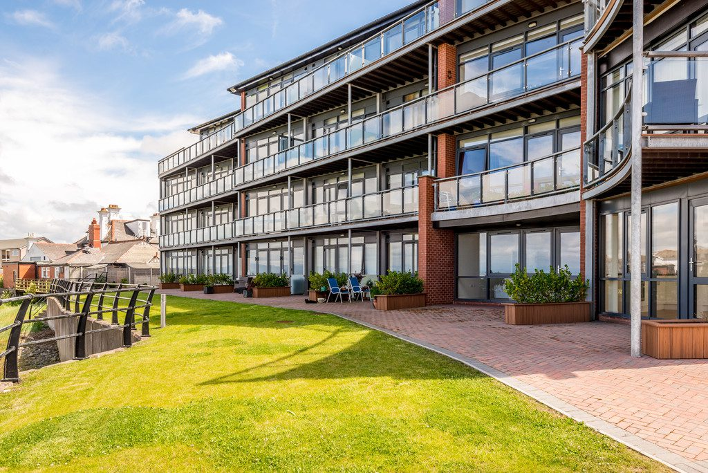 The Waterfront Apartments, Knott End-On-Sea